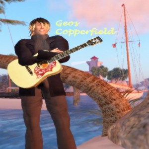 Geos Copperfield - a Second Life Live Musician