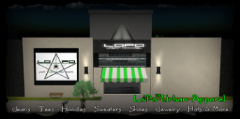 LoPo - by Logan Porterfield (Avatar Apparel)